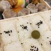 オダキュウショップ - 料理写真:先にご飯をどんどん食べて、後半は焼売がつまみとして立ち上がる。最後は杏子がデザートに。