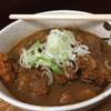 きぬそば - 料理写真:カツカレー蕎麦。旨い!