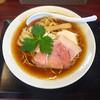 だし廊 - 料理写真:飛魚だし中華そば 大盛 800円
