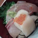 場外市場食堂 - 料理写真:海鮮丼