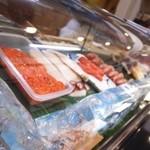 鮨の魚政 - 070925魚政カウンター.jpg