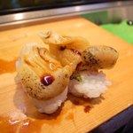 鮨の魚政 - 070925魚政つぶ貝.jpg