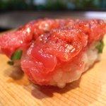 鮨の魚政 - 070925魚政中落ち.jpg