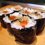 鮨の魚政 - 070925魚政ごぼう味噌漬け.jpg