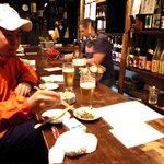 ホルモン酒場 焼酎家「わ」 - 071208わカウンター.jpg