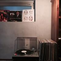 心地良いBGMはレコードで!