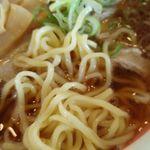 幸楽苑 - 麺・クローズアップ