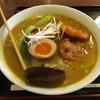 福来軒 - 料理写真:「レンコンカレーラーメン」700円