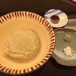 由庵 矢もり - ④蕎麦がき