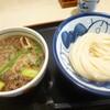 手しごと讃岐うどん 讃々 - 料理写真:ホルモンつけ麺