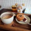 トモリcafe - 料理写真:スパイスミルクティーとバナナとくるみのマフィン