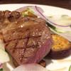 コションローズ - 料理写真:ランチの黒豚のグリル
