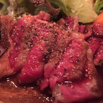 Red Rock - 160806 ステーキ定食