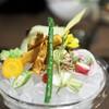 sincere - 料理写真:バーニャカウダ 蟹味噌ソース