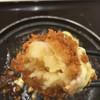 グリル カキヤス - 料理写真:エビフライ 断面