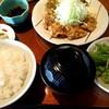 元祖くじら屋 - 料理写真:日替わり定食