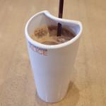 54536559 - アイスチョコレートミルク(600円)