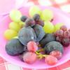 勝果園 - 料理写真:試食用のぶどうちゃん・・・美味しいですね!!2016.08
