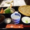 石臼びき手打そば 悠庵 - 料理写真:天ざる二八蕎麦