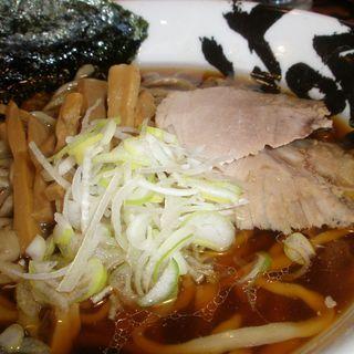 麺屋久兵衛  - 料理写真:アップ