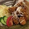 光楼 - 料理写真:若鶏の唐揚げピリ辛炒め  ¥850