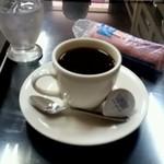 朝日 - ホットコーヒーです