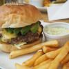 シェリーズバーガーカフェ - 料理写真:アボカドチーズバーガー