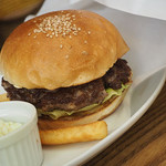 シェリーズバーガーカフェ - ハンバーガー