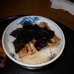まるよし - 料理写真:穴子丼