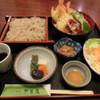 竹葉庵 - 料理写真:天ぷら御膳