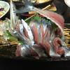 おごじょ旬菜旬魚 - 料理写真:アジ刺身