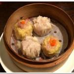 チャイナムーン - 香港式海老しゅうまい、特製肉しゅうまい(2名分)