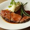 37 Roast Beef - 料理写真:USリブロースのローストビーフ 100g