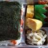 ほかほか弁当 - 料理写真:玉子焼・唐揚弁当 明太子トッピング