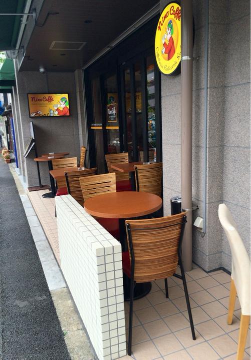ニーノ カフェ