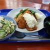 ジュンブレンドキッチン - 料理写真:チキン南蛮定食(ご飯を冷汁に変更)