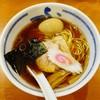 たけちゃんにぼしらーめん - 料理写真:ラーメン(味玉)