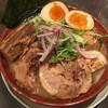千極煮干 - 料理写真:特製特濃にぼし (大盛り・肉増し・味玉)