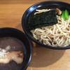 ココロ - 料理写真:魚介つけ麺¥800、麺大盛¥100