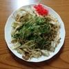 おとっつ庵 - 料理写真:焼きそば600円/平成28年8月