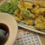 京極スタンド - かしわ揚物