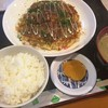 肥後亭 - 料理写真:お好み焼きセット(500円)
