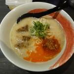 塩豚骨 らー麺 雄 - 料理写真:肉味噌らーめん