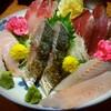 あきよし - 料理写真:刺身5点盛り