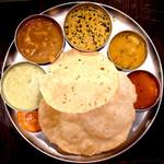 ダバインディア - 料理写真: