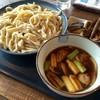 だんべうどん - 料理写真:H28.07.24 だんべ肉汁うどん  五合もり (大盛り)