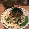 麺屋ぬかじ - 料理写真:鰹だしの冷やし肉そば