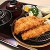 漣 - 料理写真:自慢の一品・開きエビフライ定食 海老を開いて揚げることにより均一に早く火が通る独自の製法。創業以来根強い人気の定番メニューです!