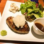 コラボ - 沖縄産あぐーハンバーグ(30食限定)