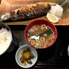実家 - 料理写真:鯖焼き800円